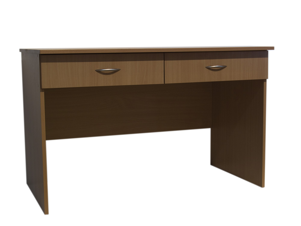 Stôl kancelársky dvojzásuvkový